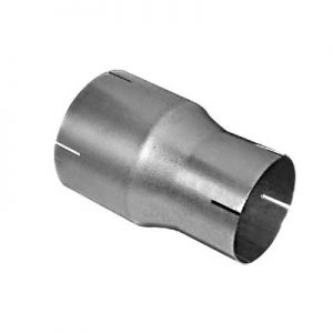 aluminized-exhaust-reducer