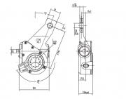 automatic-slack-adjuster-10077-cad