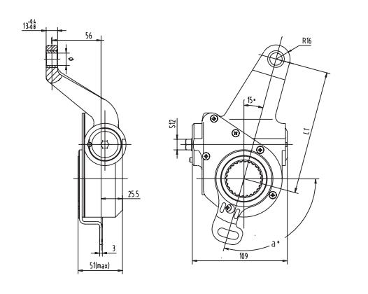 automatic-slack-adjuster-3879-cad
