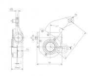 automatic-slack-adjuster-3900-cad
