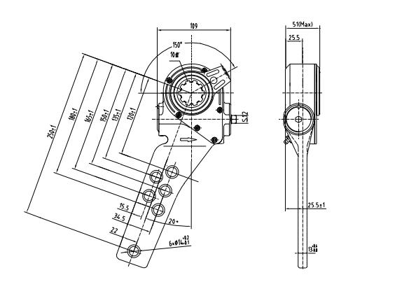 bpw-automatic-slack-adjuster-cad