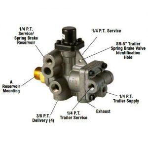 bendix-65439rx-sr-5-spring-brake-valve