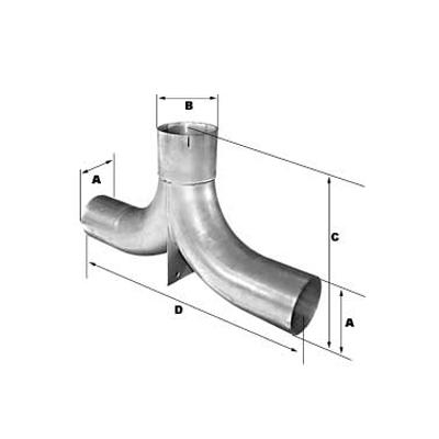 id-splitter-t-adapter-pipe