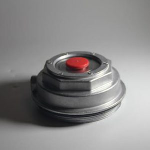 Lexan-Oil-Hub-Cap