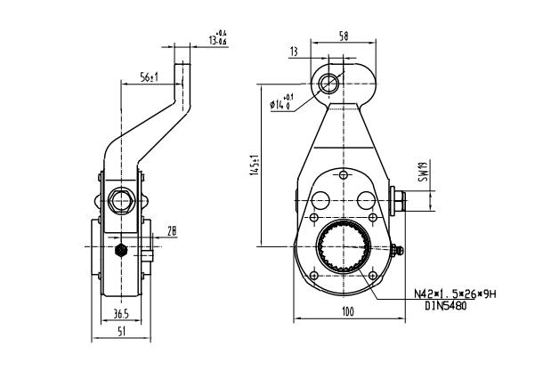 manual-slack-adjuster-26-splinex145-span-cad