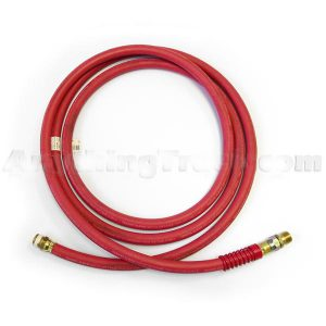 red-rubber-air-brake-hose-assembly