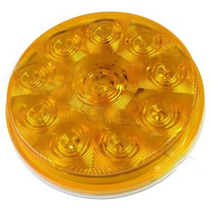 10-diode-4-inch-round-amber-led-front
