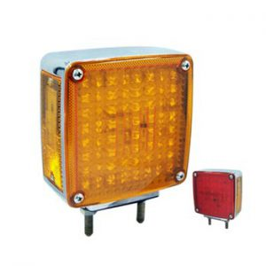 double-face-pedestal-led-turn-signal-light