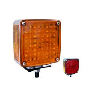 double-face-pedestal-led-turn-signal-lights