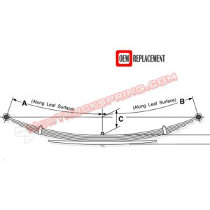ford-f2-pickup-rear-oem-leaf-spring