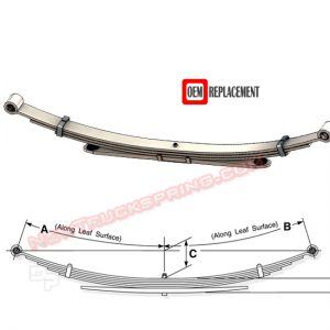 ford-f350-dually-pickup-2wd-4wd-rear-leaf-spring-3-1-leaves
