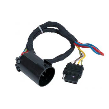 Gm Wiring Harness To 4 Flat - Wiring Diagram Project on