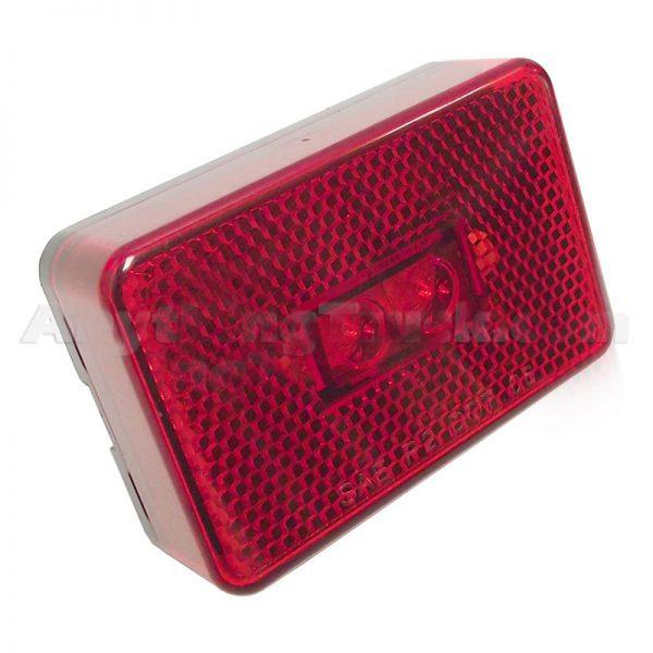 led-178rc-red-rectangular-led-marker-light