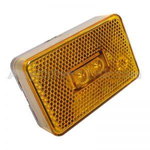 led-178yc-yellow-rectangular-led-marker-light