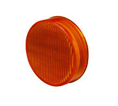 led-250yy-yellow-2-5-inch-round-led-clearance-light