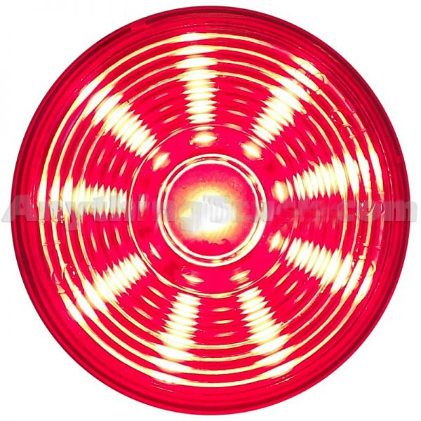 led-red-2-inch-round-led-clearance-light