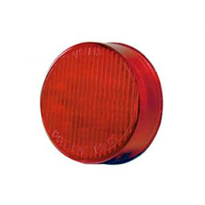 red-2-inch-round-led-marker-light