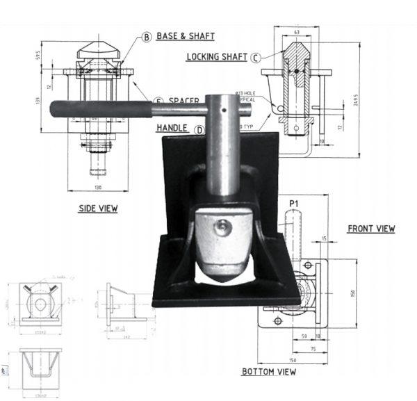 replacement-tlb-122-805-s-retractable-twistlock
