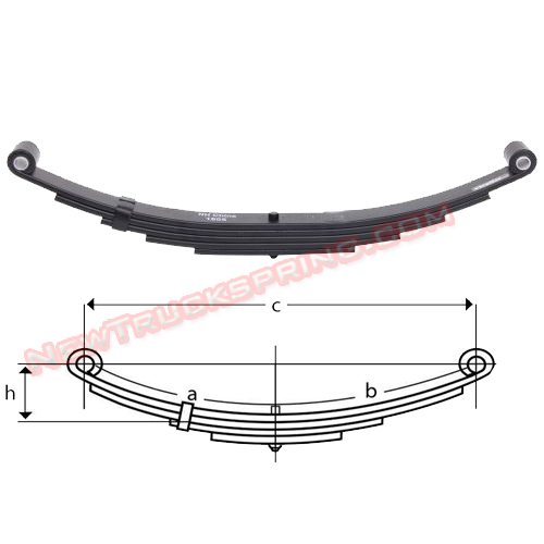 25-inch-eye-to-eye-trailer-leaf-spring-5-leaf