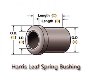 harris-leaf-spring-bushing