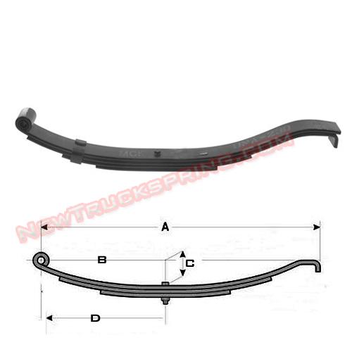 hook-end-slipper-trailer-leaf-spring-4-leaf