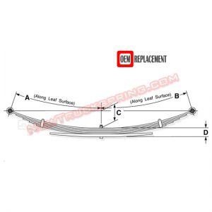 mazda-63-201-rear-leaf-spring-3-1-leaves