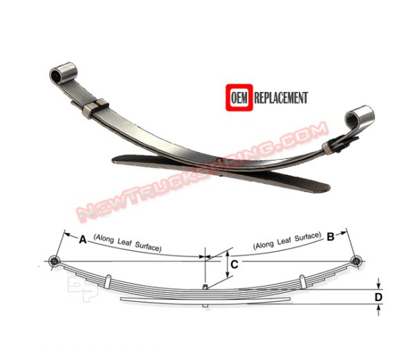 nissan-frontier-4-cylinder-2wd-leaf-spring