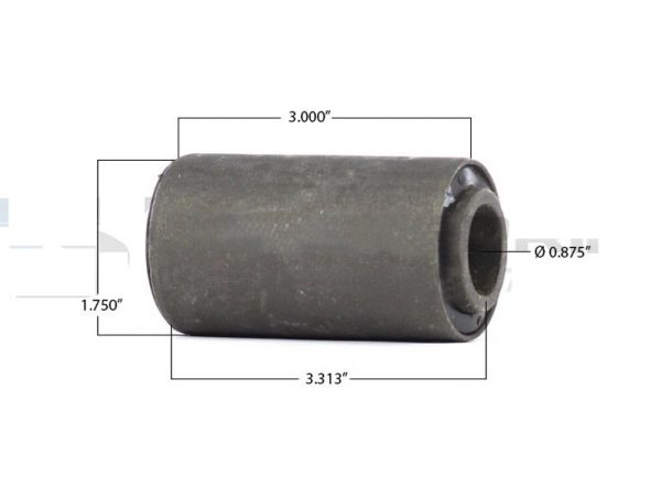rb-146-rubber-leaf-spring-bushing