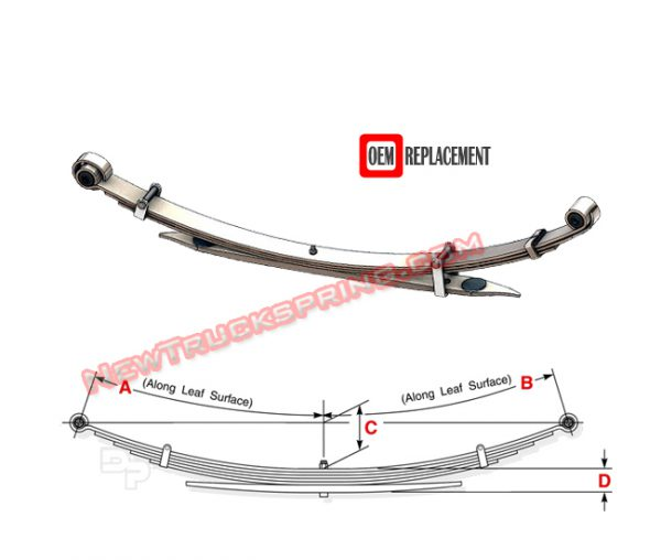 toyota-pickup-and-chasiss-cab-4wd-leaf-spring-3-1-leaves