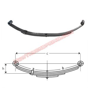 una121-double-eye-trailer-leaf-spring-26-inch