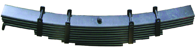 Replace TRA-3343 Reyco Trailer Spring – 10 Leaf Axle capacity 30000lbs