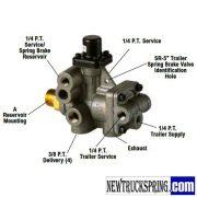 Bendix-65437X-SR-5-Spring-Brake-Valve
