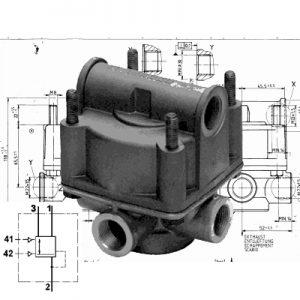 Wabco-valve-4730170070