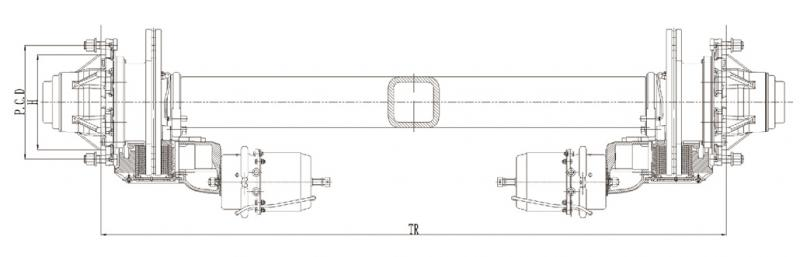 Disc-Brake-Semi-Trailer-Axle-1