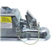 Titan-Zinc-Plated-Leverlock-Brake-Actuator