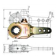 Haldex-KN47001-Slack-Adjuster-1.5-inch-1