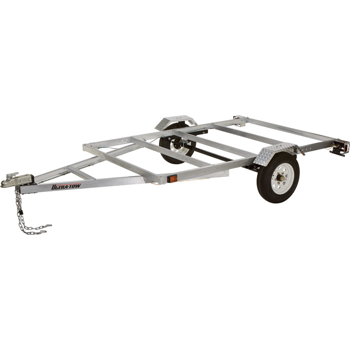 Boat Trailer Wheel Extenders : Small trailer ultra tow ft aluminum utility