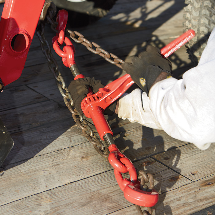 Ratchet Chain Binder Ultra-Tow 5/16 inch – 5400-Lbs Load ...
